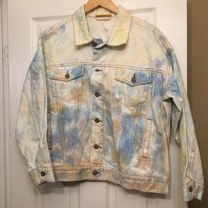 Free People jean jacket